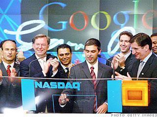google10周年大事记