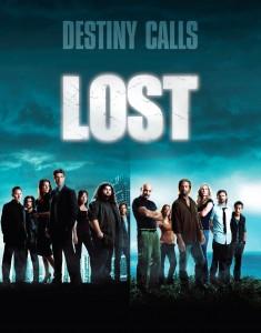 《《迷失 Lost》第5季海报-》