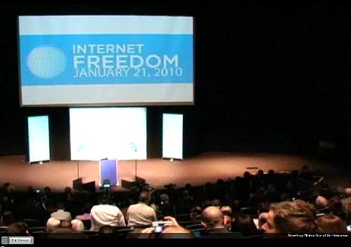 《Internet freedom》