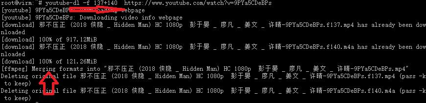 《youtube-dl》