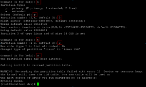 《vmware-centos-lvextend-disk》